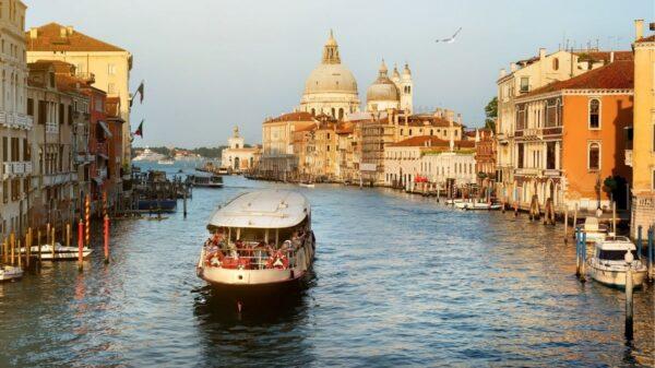 vaporetto venezia